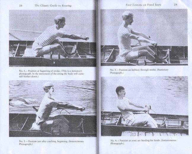 rowing-posture